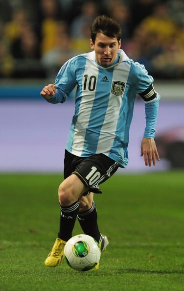 Messi rateaza revansa cu nemtii