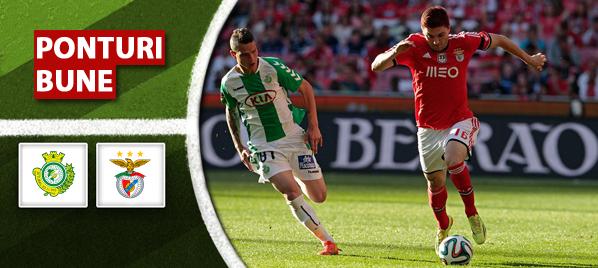 Setubal vs Benfica–Liga Sagres–analiza si pronostic–Radu