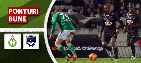 Saint-Etienne vs Bordeaux–Ligue 1–analiza si pronostic