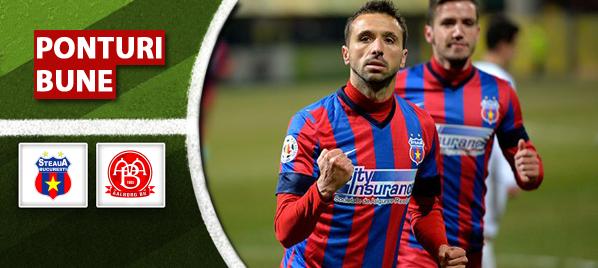 Steaua vs Aalborg–Europa League–analiza si pronostic–Radu