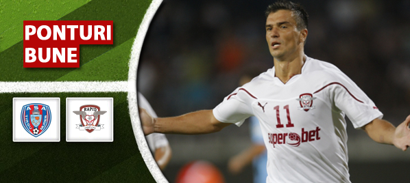 ASA Targu Mures vs Rapid – Liga 1 – analiza si pronostic