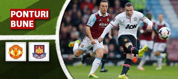 Manchester United vs West Ham–Premier League–analiza si pronostic