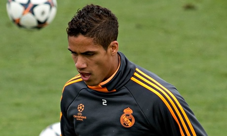 Varane la Real Madrid pana in 2020