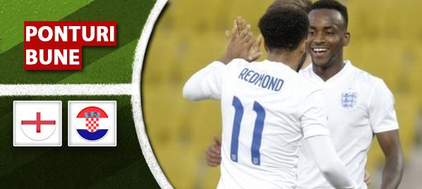 Anglia vs Croatia–Play-off CE U21–analiza si pronostic