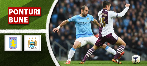 Aston Villa vs Manchester City–Premier League–analiza si pronostic