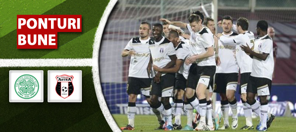 Celtic vs Astra–Europa League–analiza si pronostic