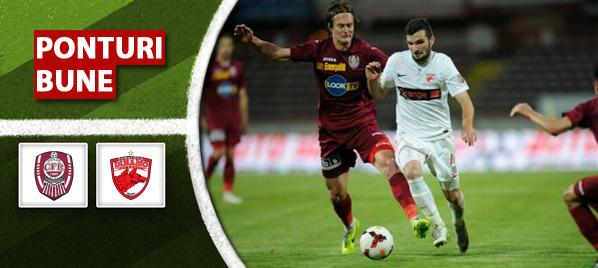 CFR Cluj vs Dinamo – Liga 1 – analiza si pronostic