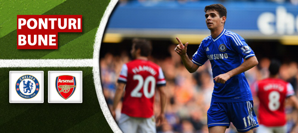 Chelsea – Arsenal 2-0 Rezumat Premier League 5-10-2014