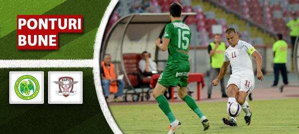 Concordia Chiajna vs Rapid – Liga 1 – analiza si pronostic