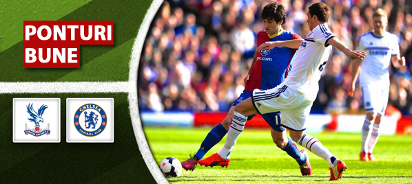 Crystal Palace vs Chelsea – Premier League – Analiza si pronostic
