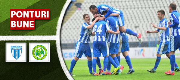 CS Universitatea Craiova vs Concordia Chiajna – Liga 1 – analiza si pronostic