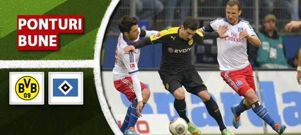 Dortmund vs Hamburg–Bundesliga–analiza si pronostic