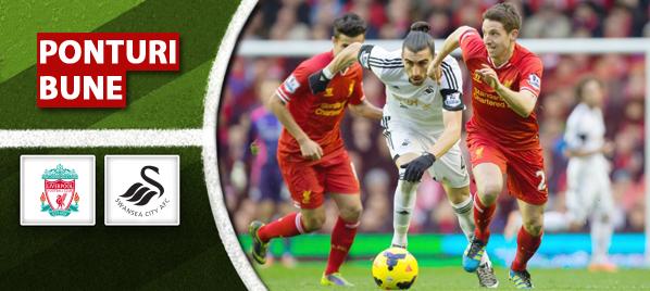 Liverpool vs Swansea – Cupa Ligii Angliei – Analiza si pronostic