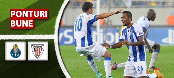 FC Porto vs Athletic Bilbao – Champions League – Analiza si pronostic