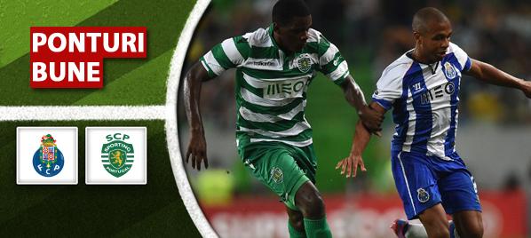 Porto vs Sporting Lisabona–Cupa Portugaliei–analiza si pronostic