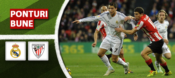 Real Madrid vs Bilbao–Primera Division–analiza si pronostic