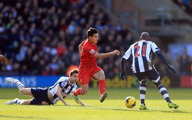 Liverpool – West Brom 2-1 Rezumat Premier League
