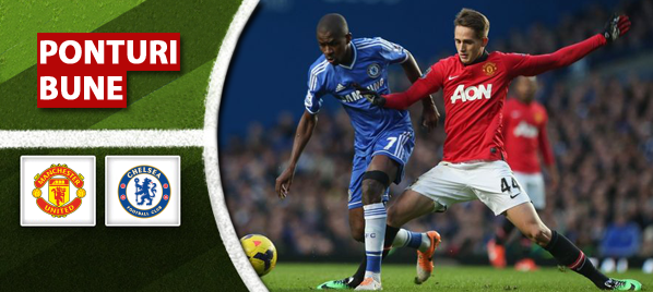 Manchester United vs Chelsea–Premier League–analiza si pronostic
