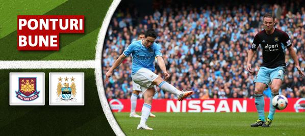 West Ham vs Manchester City–Premier League–analiza si pronostic