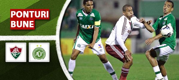 Fluminense vs Chapecoense - Brasileiro Serie A - Analiza si pronostic