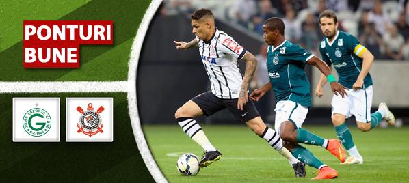 Goias vs Corinthians – Brasileiro Serie A – Analiza si pronostic