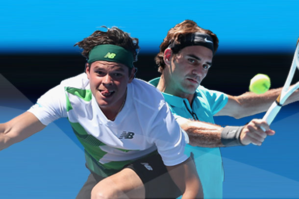 Roger Federer vs Milos Raonic – Turneul Campionilor – Analiza si pronostic