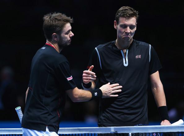 Stan Wawrinka vs Tomas Berdych – Turneul Campionilor – Analiza si pronostic