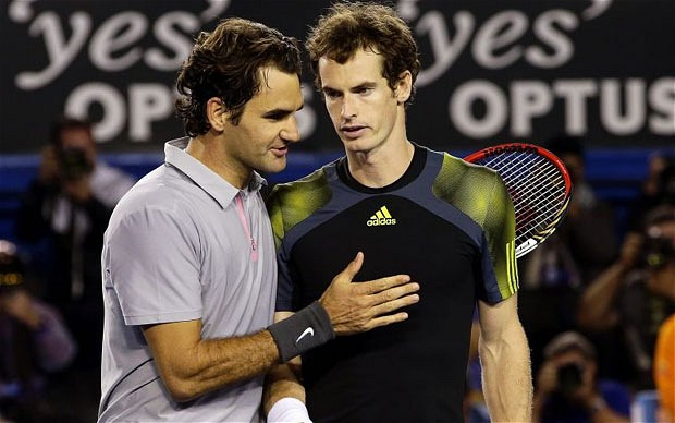Roger Federer vs Andy Murray – Turneul Campionilor – Analiza si pronostic