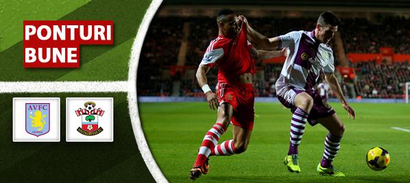 Aston Villa vs Southampton – Premier League – analiza si pronostic