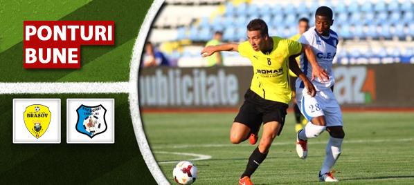 FC Brasov vs Pandurii Targu Jiu – Liga 1 – analiza si pronostic