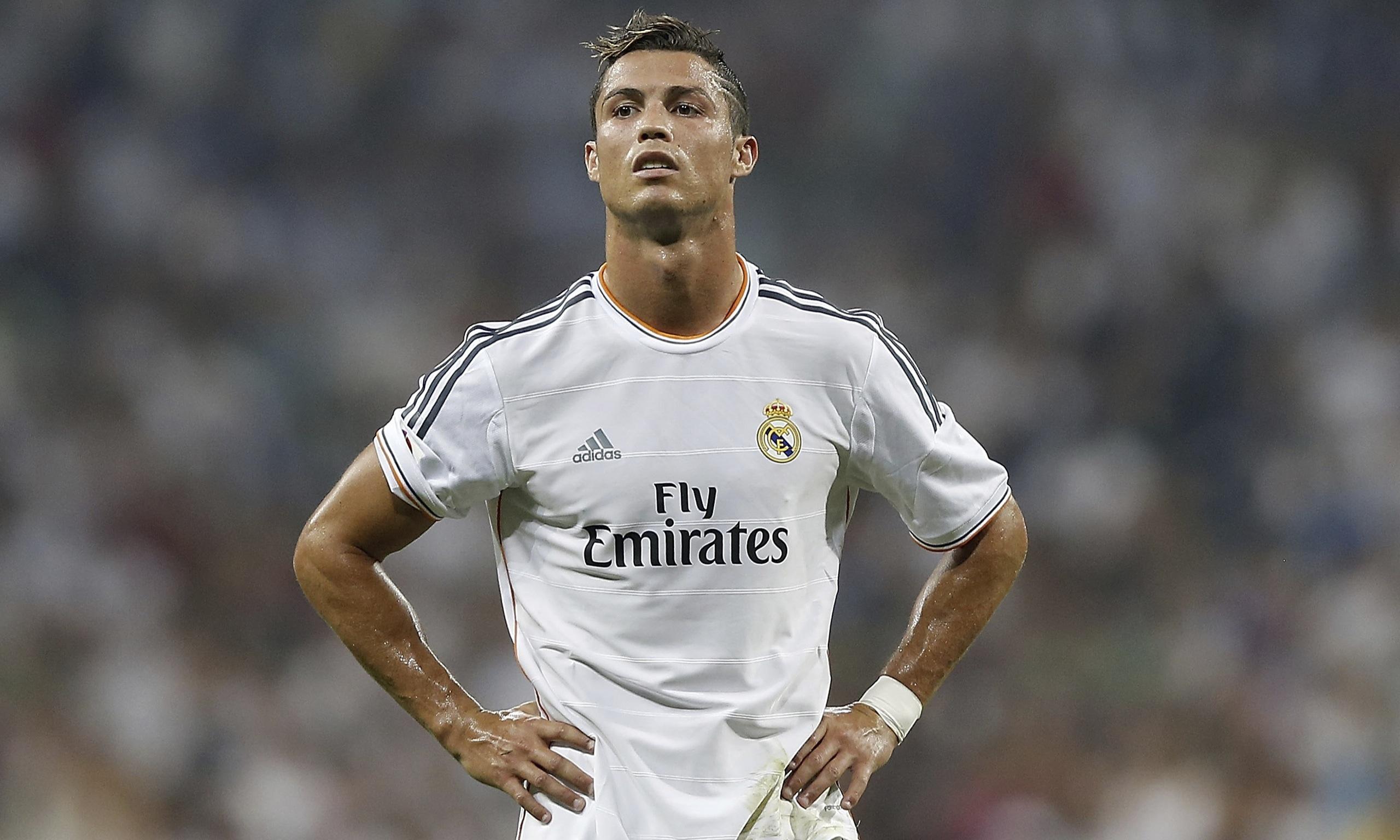 """""""Vreau ca fiecare an sa fie mai bun decat precedentul""""- C.Ronaldo"""