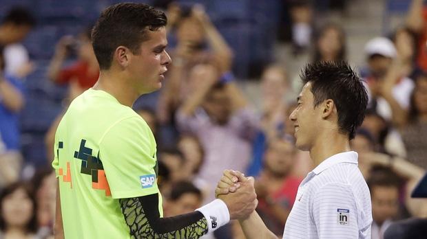Kei Nishikori vs Milos Raonic – Turneul Campionilor – Analiza si pronostic