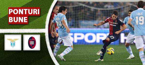 Lazio vs Cagliari – Serie A – Analiza si pronostic