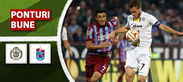 Lokeren vs Trabzonspor–Europa League–analiza si pronostic
