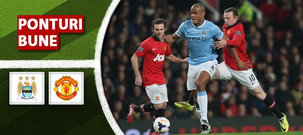 Manchester City vs Manchester United–Premier League–analiza si pronostic