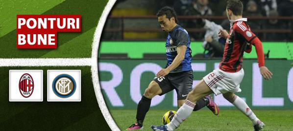 Milan vs Inter – Serie A – analiza si pronostic