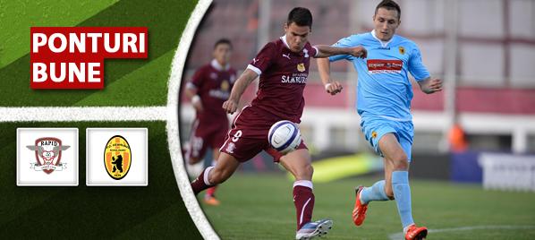 Rapid vs Ceahlaul Piatra Neamt – Liga 1 – analiza si pronostic