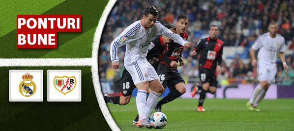 Real Madrid vs Vallecano – Primera Division – Analiza si pronostic