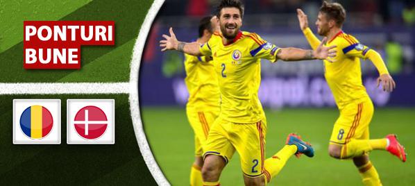 Romania vs Danemarca – amical – analiza si pronostic