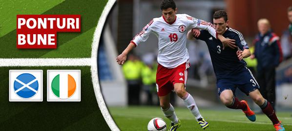 Scotia vs Irlanda – Calificari Euro 2016 – Analiza si pronostic