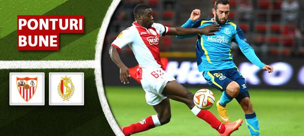 Sevilla vs Standard Liege – Europa League – Analiza si pronostic