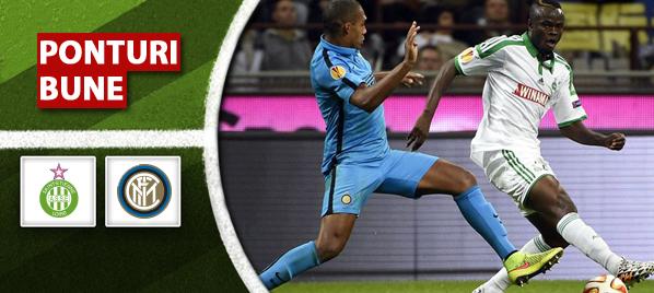 St. Etienne vs Inter – Europa League – Analiza si pronostic