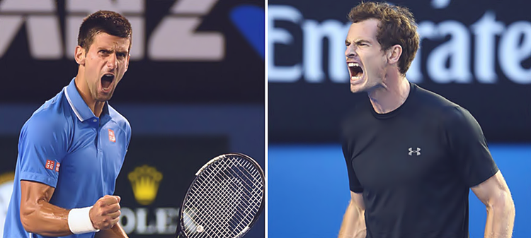 Biletul Zilei – Ponturi Tenis (01.02.2015) – Novak Djokovic vs. Andy Murray la Australian Open
