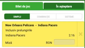 Biletul Zilei : Vlad va propune un nou single din NBA!