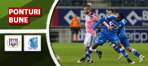 Anderlecht vs Gent – Cupa Belgiei – analiza si pronostic