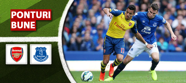 Arsenal vs Everton –Premier League–analiza si pronostic