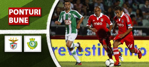 Benfica Lisabona vs Vitória Setúbal – Primeira Liga – analiza si pronostic