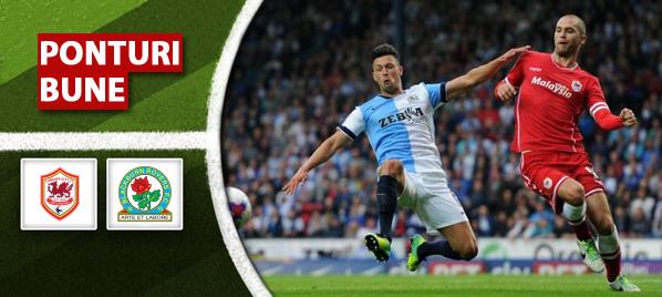 Cardiff vs Blackburn –Championship–analiza si pronostic