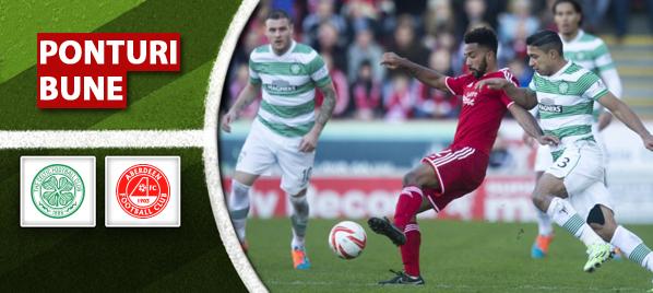 Celtic vs Aberdeen – Scotia – analiza si pronostic