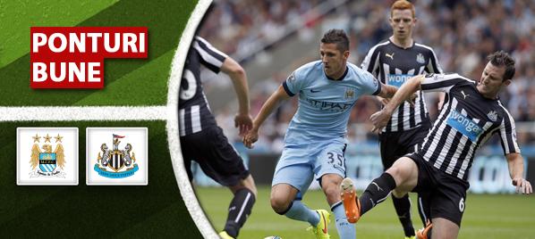 Manchester City vs Newcastle – Premier League – analiza si pronostic